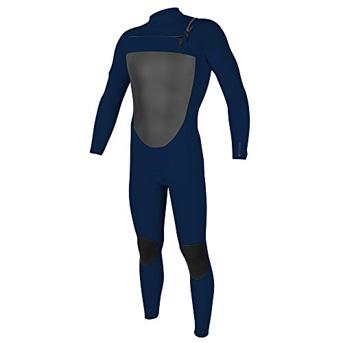 O'Neill Men's O'Riginal 4/3mm Chest Zip Full Wetsuit, Abyss/Abyss, X-Small by O'Neill Wetsuits (Image #8)