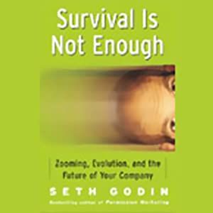 Survival Is Not Enough Audiobook