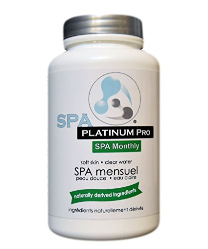 Eco Friendly Spa Water Treatment and Conditioner 8 Oz -