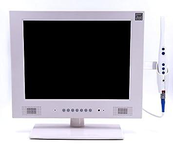Dental detector de Wi-Fi CCD m-958 a LCD Monitor Intraoral cameral con monitor de 15 pulgadas: Amazon.es: Electrónica