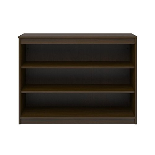 Bookcase / Bookshelves, Contemporary Style Elements Resort Cherry Bookcase by Cosco 5850207PCOM, Assembly Required