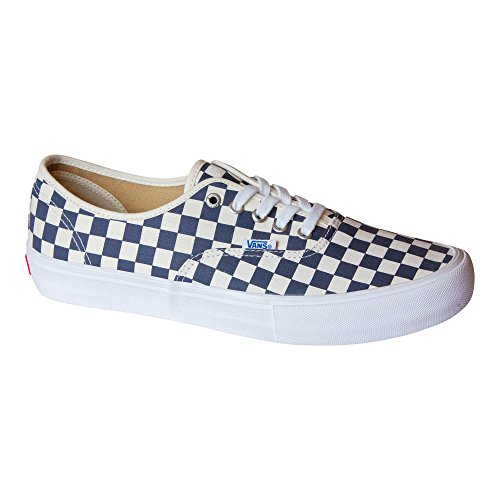 Authentic Mode Mixte U Navy Vans Adulte Baskets Checkerboard zC8O7TwxSq