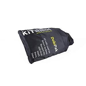KitBrix DOBIPAK 12 Litre Kit Bag Organiser – for Wet Dirty Muddy Sports Gear – Triathlon Swimming Running Backpack…
