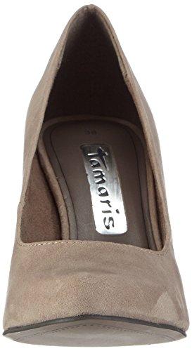 Tamaris 22411 - Zapatos De Tacón para hombre Gris (Pepper 324)