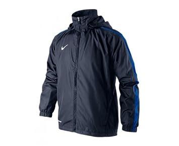 0fcf9176f672a Nike Junior aw2012 Storm-Fit Veste imperméable pour Femme 12 Ans Bleu Marine