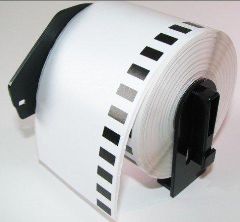 kompatible Label Etiketten Rolle für Brother Ptouch QL550 QL650TD DK11208
