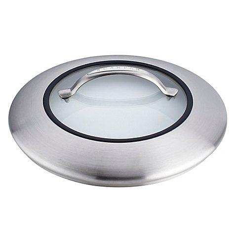 Scanpan CTX Stainless Steel/Glass Lid, 12.75''
