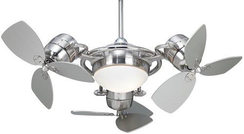 Possini Euro Design FX3 Ceiling - 2 Fan Ceiling Blade