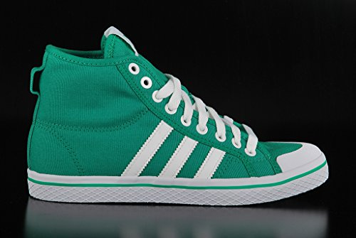 Adidas Honey Stripes MID W Schuhe Women free green-running white-free green - 38 2/3
