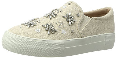 Zaynia white Top Natural Off Women's Aldo Low Sneakers 57xqBYnw