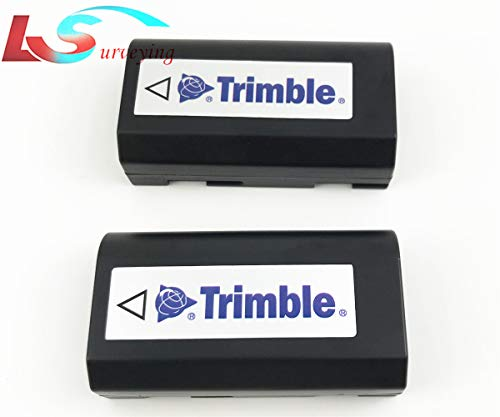 New 2PCS 3400mAh/7.4V Lithium-Ion Battery 54344 for Trimble 5700 5800 R8 R7 by LS2015 (Image #2)