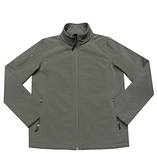 Dunbrooke Women's Sonoma Jacket, Graphite, 3X-Large