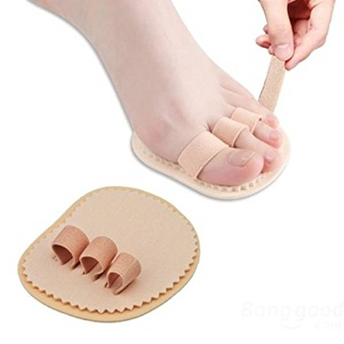 Pink Lizard Foot Triple Toe Separator Straightener
