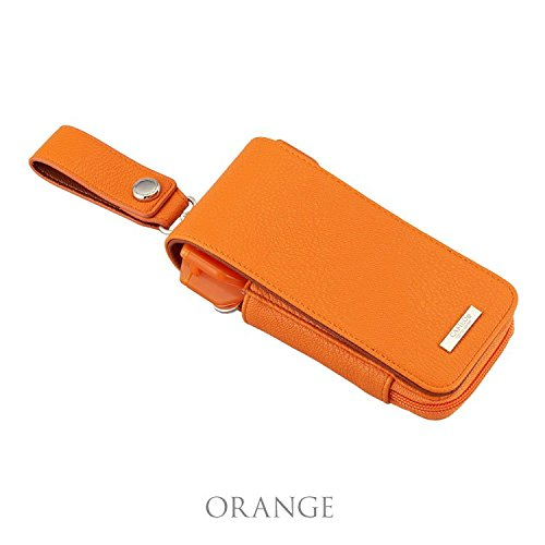 CAMEO SKINNY 2 DARTS CASE ORANGE by PerfectDarts
