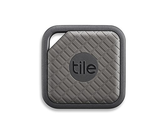 Tile Sport   Key Finder  Phone Finder  Anything Finder  Graphite    1 Pack