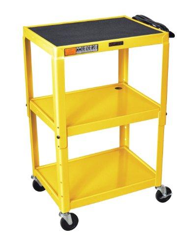 tool cart yellow - 9