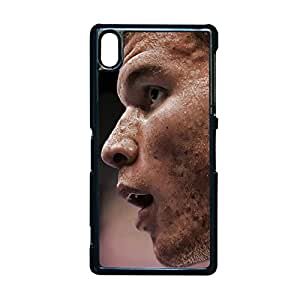 Generic Abs Back Phone Case For Girls Printing Blake Griffin For Sony Z2 Choose Design 3
