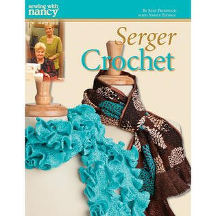 sewing with nancy serger - 1