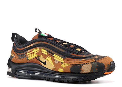 201 QS AIR Max Nike Hommes Ale Braun Brown Premium 97 Chaussures Cargo Sneakers AJ2614 Khak Bas 1pxXvxwS