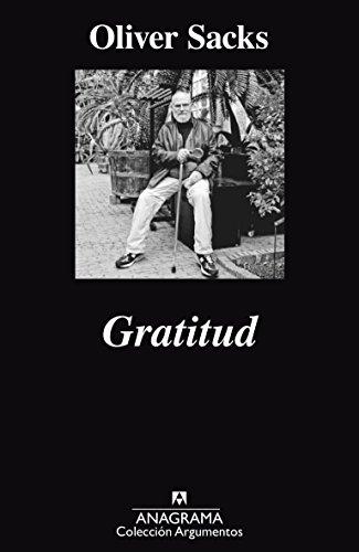 Descargar Libro Gratitud Oliver Sacks