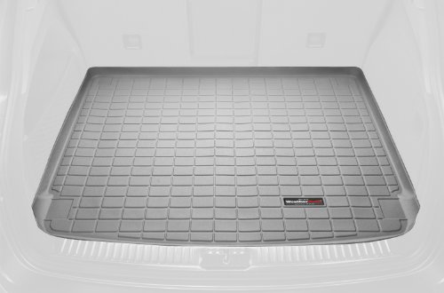 WeatherTech Custom Fit Cargo Liners for Honda CR-V, Grey ()