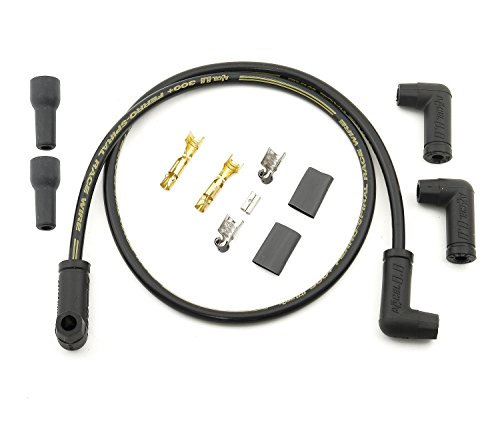 ACCEL 175093 8.8mm Universal Spark Plug Wire Set Accel Universal Fit Spiral