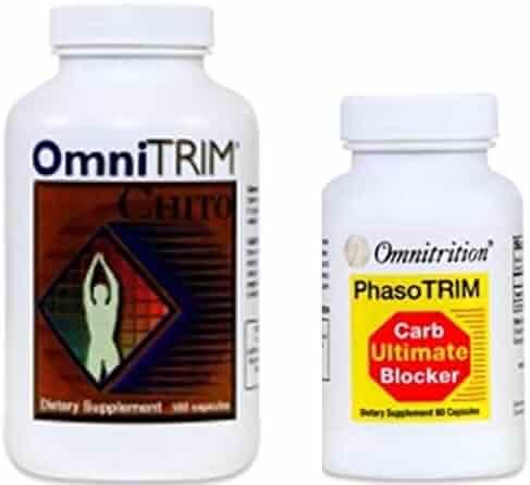 Omnitrition Bundle *Fun Couple* (Includes: OmniTRIM Chito and Omnitrition PhaseTRIM)