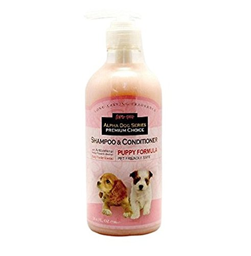 Alpha Dog Series Puppy Shampoo and Conditioner