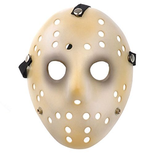Tinksky Halloween Masquerade Mask - Cool Jason Voorhees Cosplay Costume