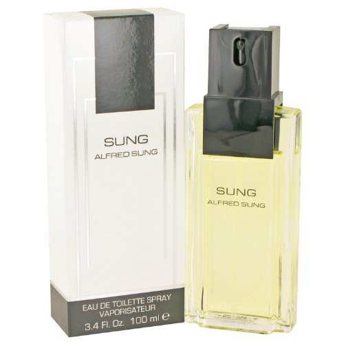 Alfred Sung Sung Eau de Toilette Spray for Women, 3.4 Ounce