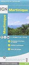 Martinique par Institut géographique national