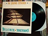 NO STRINGS ATTACHED - dulcimer dimensions TURQUOIISE 5055 (LP vinyl record)