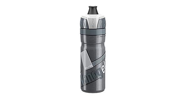 Elite Bidón térmico Nanogelite 500ml, Smoke, Logotipo Blanco ...