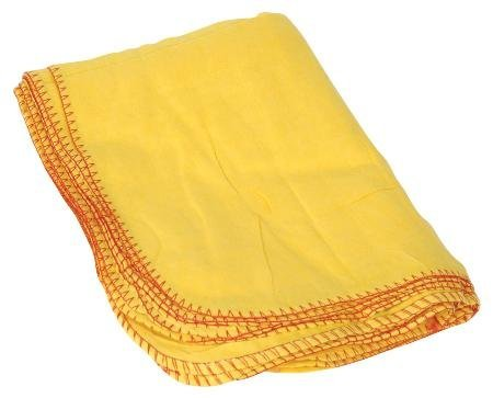 Yellow Cotton Duster Cloths - 10 per Pack