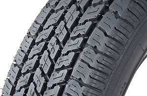 Coker Tire Classic Radial Tire P205/75R14 by Coker Tire (Image #1)