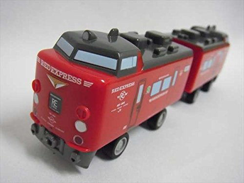 チョロQ 485系特急 RED EXPRESS 2両セット(レッド) JR九州20周年記念