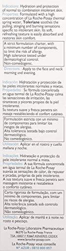 La Roche Posay Toleriane Crema Hidratante Calmante - 40 ml: Amazon.es: Belleza