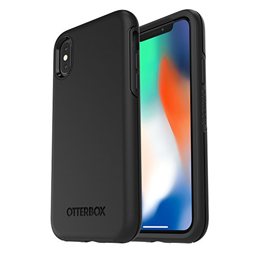 Otterbox case for iPhone X