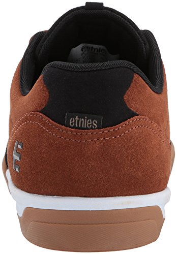 Etnies Heren Mens Jameson Xt Skate Schoen Zwart / Bruin