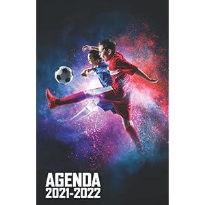 Agenda 2021 2022: Organiseur Scolaire (Août 2021 / Juillet 2022) Pour Étudiants Collège, Lycée – Planificateur… 3