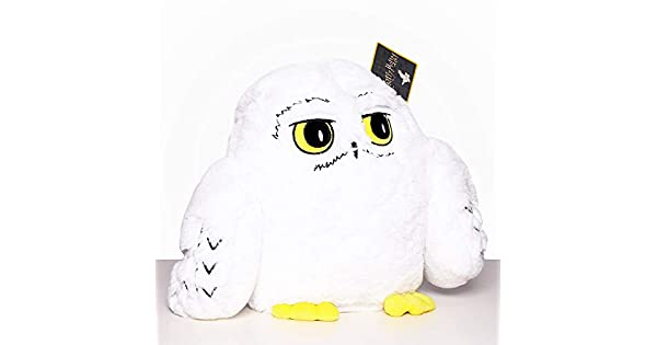 Amazon.com: Harry Potter Primark Hedwig Owl - Almohada: Toys ...