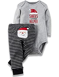 Christmas Baby Girl Boy Xmas Clothes My First Christmas...