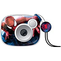 Spiderman 98346 Digital Camera with 1-Inch LCD (Blue)