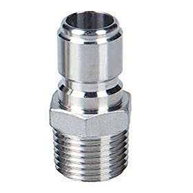 Beer Brewing Male Quick Disconnect MPT 1/2″