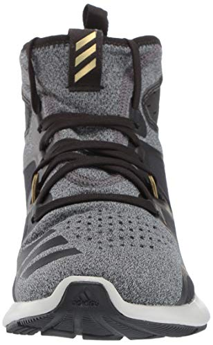adidas Women's Edgebounce, Black/Gold Metallic, 5 M US by adidas (Image #4)