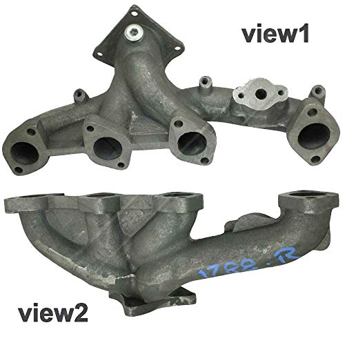1996-2000 Dodge Caravan/Plymouth Voyager 3.0L Exhaust Manifold Rear/Right