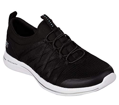Skechers Sin Zapatillas Pro Cordones City Mujer Para Negro gFCTgwpRqx