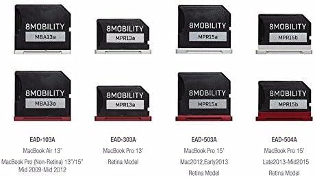 Microsd Storage Aluminium Adapter 8mobility Islice For Macbook Air 13 A1369 A1466 Irepair Mac Elektronik