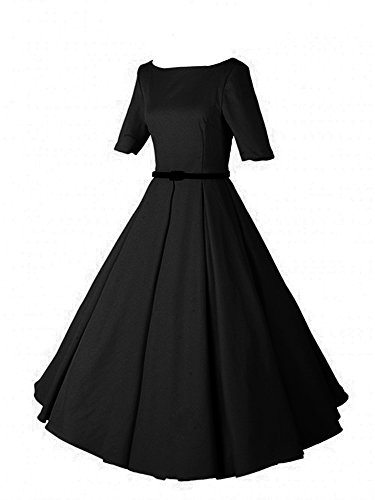 Luouse Womens Vintage Rockabilly Sleeve product image