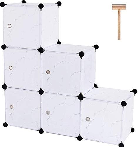 C AHOME Cube Storage Organizer